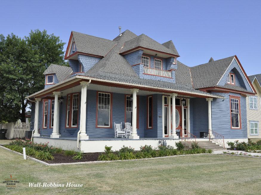 Wall-Robbins Home Plano, Texas - photo: Eric VanSingel